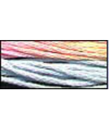 Baby Blanket (CCT-093) strand hand-dyed cotton ... - $2.15