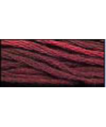 Apple Fritter (CCT-091) strand hand-dyed cotton... - $2.15