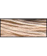 Antique Lace (CCT-125) strand hand-dyed cotton ... - $2.15