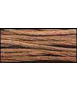 12 Grain (CCT-046) strand hand-dyed cotton flos... - $2.15