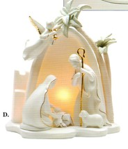 Nativity with Light Cord - Illumintes - 33106