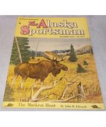 The Alaska Sportsman Magazine October 1953 Howard Hanson Cover - $6.95