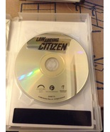Law Abiding Citizen DVD Jamie Foxx - $2.88