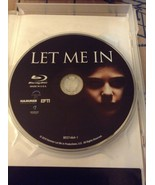 Let Me In Blu Ray Like New  - $3.79