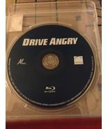 Drive Angry Nicolas Cage Blu Ray Like New  - $3.79