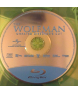 Wolfman Unrated Director's Cut Blu Ray - $2.95