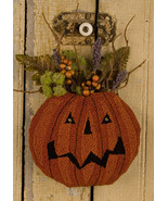 Fall Festival Punchneedle chart embroidery Thre... - $10.80