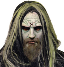 Rob Zombie Hellbilly Deluxe Halloween Latex Mask Halloween Costume Acces... - $64.34