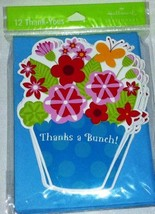 "Hallmark Thank You Cards - ""Thanks a Bunch!"" 12 Cards - $12.95"