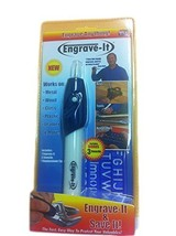 Spark Innovators ENG-MC12 Engrave it As Seen on TV Engraving Pen Tool - £14.37 GBP