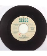 Bobby & His Orbits Felicia Bandstand 1959 Promo Seeco 45-6005 - $9.41