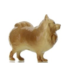 Hagen Renaker Dog Pomeranian Ceramic Figurine image 8