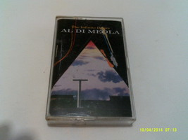 "Al Di Meola ""The Infinite Desire"" Cassette Tape - $10.99"