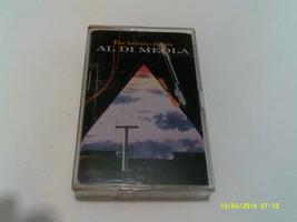 """Al Di Meola """"The Infinite Desire"""" Cassette Tape - $10.99"""