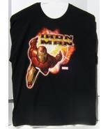 Pre-Owned Marvel Iron Man Tony Stark Flying Short Sleeve X-Large T- Shirt - $14.95