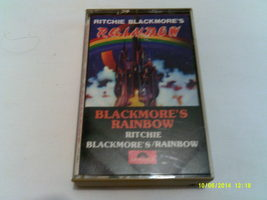 "Ritchie Blackmore ""Blackmore's Rainbow"" Cassette Tape - $9.99"