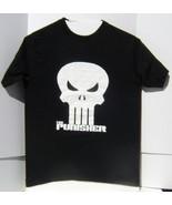 Pre-Owned Marvel The Punisher Frank Castle Short Sleeve Medium T- Shirt - $18.95