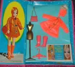 1969 Topper Dawn Doll Fashion City Slicker #0720 4 Dawn Glogi, Angie & D... - $39.99