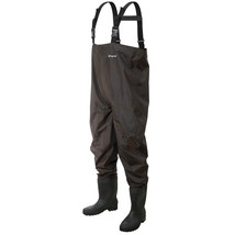 Frogg Toggs Rana II PVC Chest Wader Cleated Sz 10 - $67.00