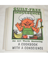 Guilt-Free Indulgence Health Coach System wheat dairy yeast free cookbook - $19.95
