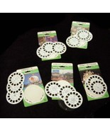 Viewmaster Lot View Master 3D Photo Disney On Parade Cinderella Disney W... - $32.99