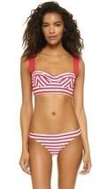 NWT KATE SPADE swimsuit XS bikini 2PC set bralette underwire poppy corse... - £69.50 GBP