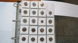 A 1909VDB to 2019 P/D/S Collection of Lincoln Cents!! (missing 1 coin) - $625.00