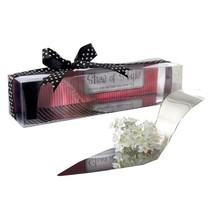24 Slice of Style Stainless Steel High Heel Cake Server favors Shoe Cake... - ₨5,423.58 INR