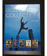 Best of National Geographic Channel Volume Two 5 DVD Set New Shark Men F... - $22.99