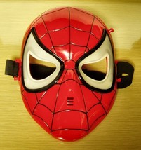 2004 ToyBiz/ Spiderman-Plastic Lightup Mask - $14.84