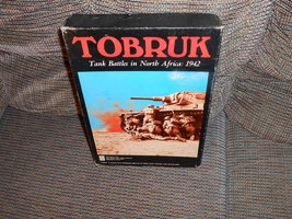 Tobruk Avalon Hill - $12.85