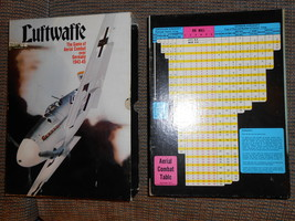 Luftwaffe Avalon Hill - $10.00