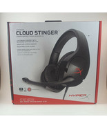 HyperX Cloud Stinger Wired Gaming Headset for PC and PS4 - Black And Red - $44.69