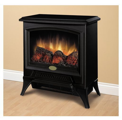 space electric fireplace portable compact living room bedroom den