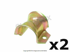 BMW E30 (1984-1993) Support Bracket for Sway Bar Bushing Front LEFT and ... - $25.75