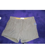 Abercrombie Vintage Olive Green Cargo Shorts - ... - $8.99