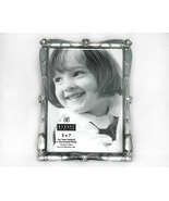 Pewter 5x7 Picture Frame with Bling - $9.99