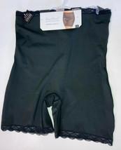 Under Where? Luxury Collection Curvy High-Waist Long Leg Shapewear 2X Black - $20.88