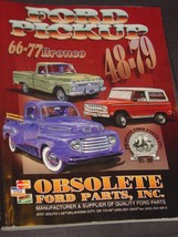 1948-79 Ford Pickup/1966-77 Bronco Catalog, Obsolete Ford Parts 1999 - $27.91
