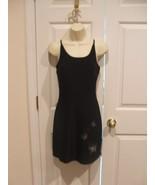 NWT go go girls Black dressy butterfly Ocassion  Dress size jr. small 5-7 - $16.82