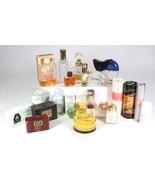 Vintage Lot Of Ladies Perfume & Bath Products - $24.19