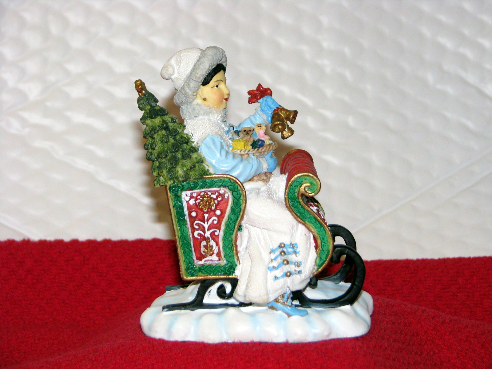 International santa claus collection kolyada russia