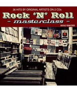 Rock 'N' Roll Masterclass  ( Various Artists) - $3.00