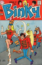 Leave It To Binky #68 Back Issue Comic Book (Sep 1969) Very Good+  - $9.30