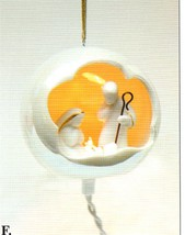 Holy Family Ornament - Illuminates - L33112