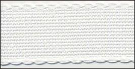 "14ct  white aida banding 1.18""w x 10.93 yds Zweigart  - $44.55"