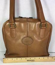 American Angel Brown Leather Multi Pocket Shoulder Bag – Distressed image 5