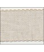 "14ct  natural-natural aida banding 2""w x 36"" (1yd) Zweigart  - $6.00"