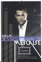 JESSE METCALFE @ GALLERY Nightclub Las Vegas Promo Card - $1.95