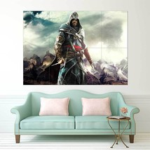 Wall Poster Art Giant Picture Print Assassins Creed Revelations 1017PB - $22.99